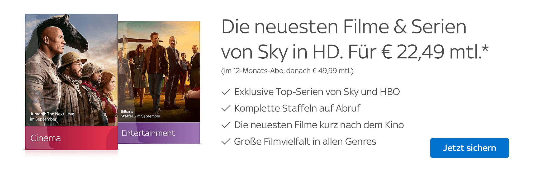 Sky mit Entertain/MagentaTV